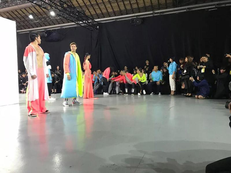 HOII19春夏新品发布会 牵手张钧甯开启防晒新时代!