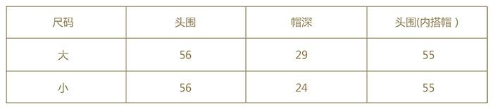 荷叶边花瓣帽 (大小)尺码表.jpg